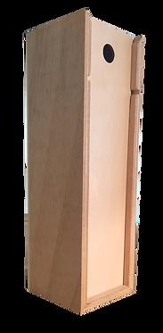 Ξύλινο κουτί για 1 κρασί 200-114