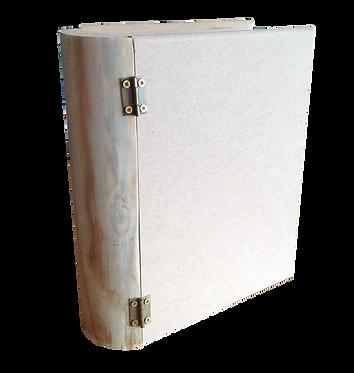 Κουτί Βιβλίο Στρογγυλεμένο 100-119