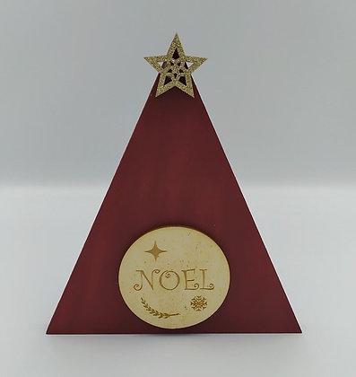 """Τρίγωνο στεκούμενο """"Noel"""""""