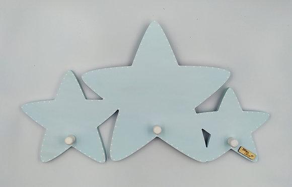 Κρεμάστρα Αστέρια γαλάζιο
