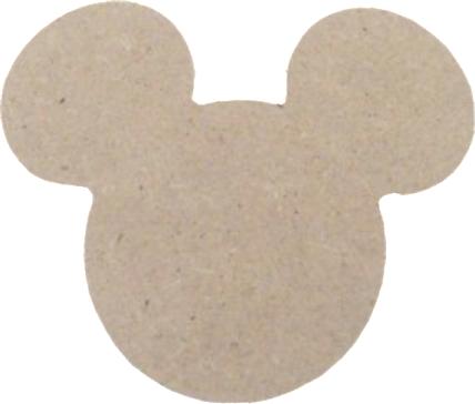 Μίκυ κεφάλι (σετ 3τεμ.)