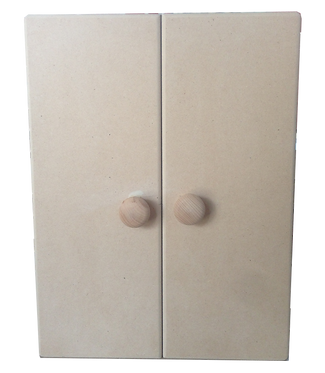 Ντουλάπι με ράφι 100-111