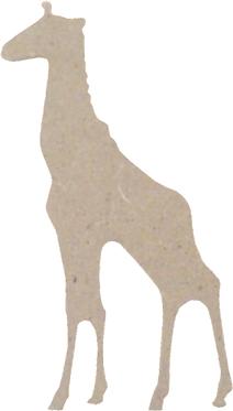 Καμηλοπάρδαλη (σετ 3τεμ.)