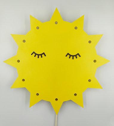 Φωτιστικό Ήλιος