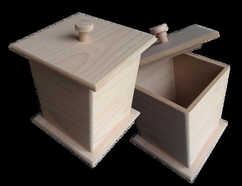 Ξύλινο Κουτί για μπισκότα 200-108