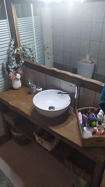 Ξύλινο Έπιπλο Μπάνιου