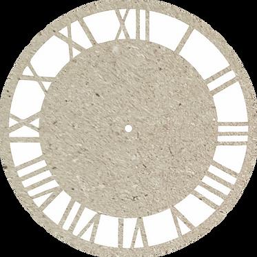 Ρολόι Λατινικοί Αριθμοί 400-107