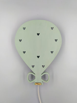 Φωτιστικό Μπαλόνι Μέντα