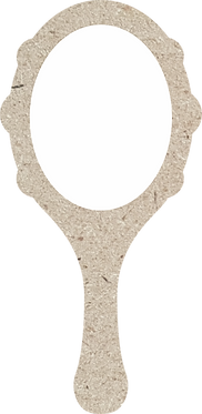 Καθρεφτάκι Χειρός 600-205