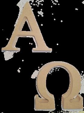 Ελληνικά Γράμματα Στεκούμενα 800-104