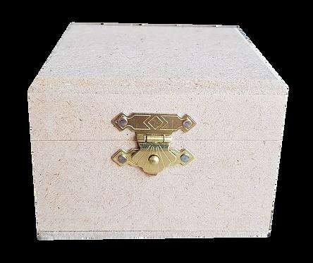 Κουτάκι MDF για μπομπονιέρα 100-120
