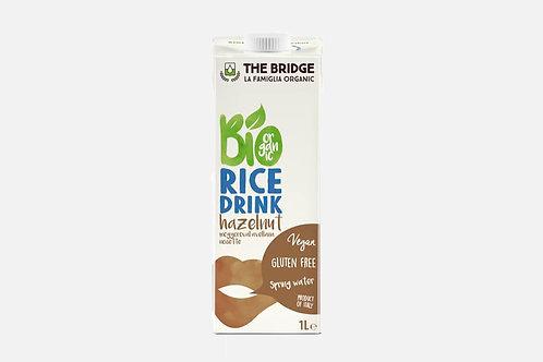 Оризова напитка с лешници, The Bridge, 1 л