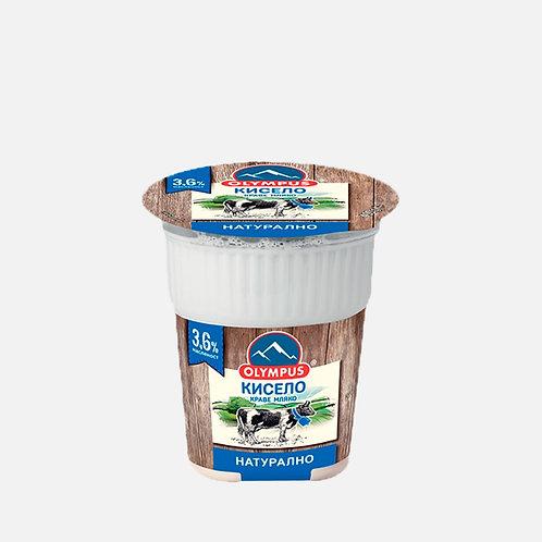 Кисело мляко Olympus 3,6%, 400 гр.