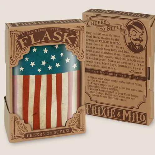 Old Glory - Flask