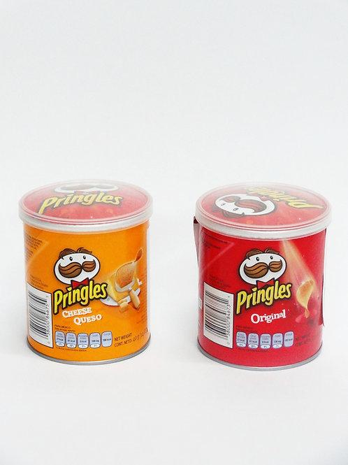 Pringles Original y Queso