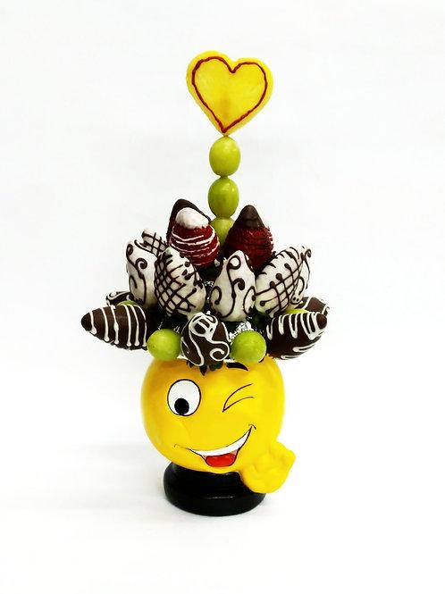 Emoji Coqueto 2