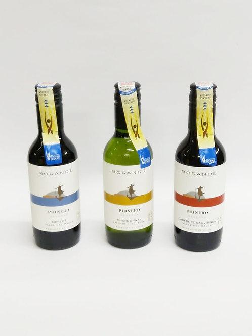 Vino Morandé - Botella 1/4 litro