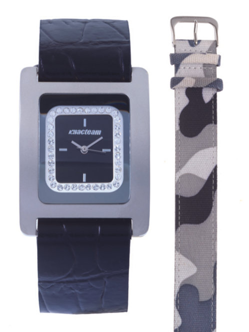 MACTEAM MILITAR CHIC BLACK