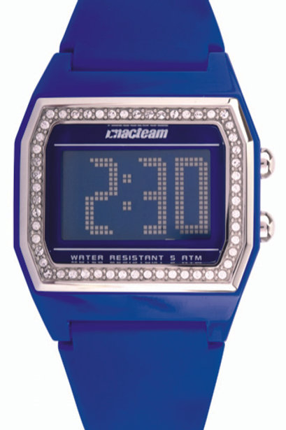 MACTEAM LCD+ BLUE