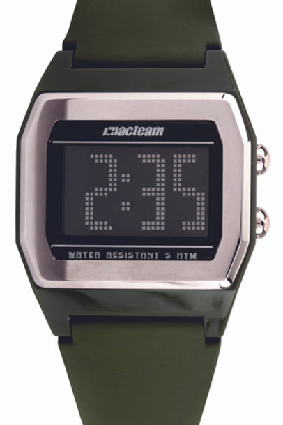 MACTEAM LCD GREEN