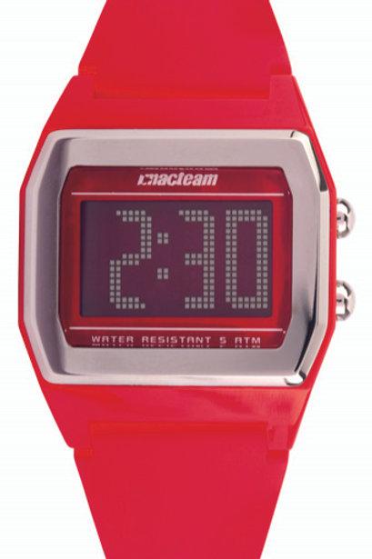 MACTEAM LCD RED