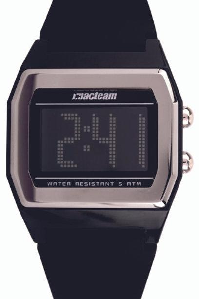 MACTEAM LCD BLACK