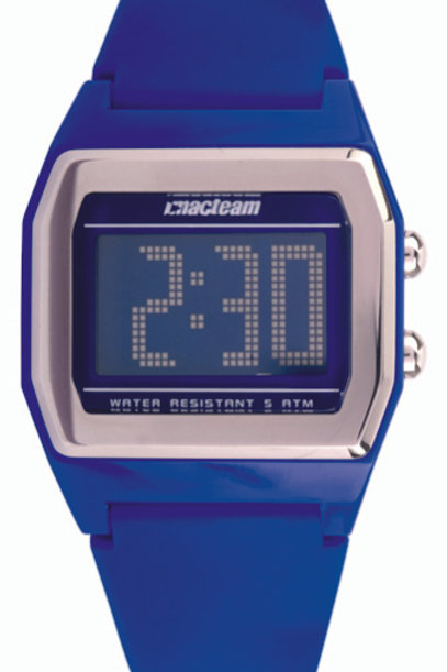 MACTEAM LCD BLUE