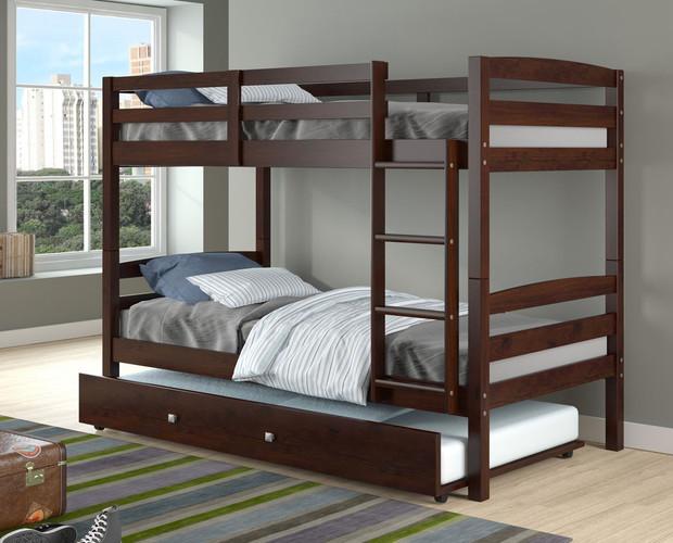 Bunk Bed w/ Storage