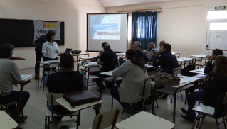 Curso de Iniciación apícola en Pigüé