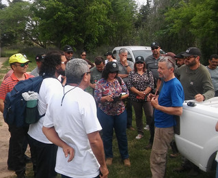 Apicultura Argentina interesa a profesionales de Puerto Rico