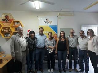 Una visita por la COPAP