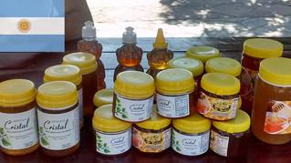 Sala de envasado de miel en El Galpón: Un logro del esfuerzo conjunto