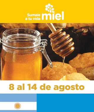 Semana de la miel - Sumale miel a tu vida