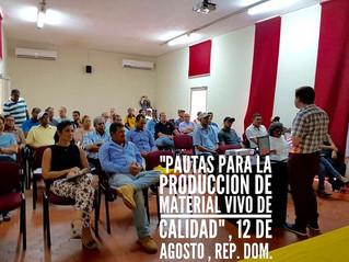REDLAC capacita a Criadores de Abejas Reinas en República Dominicana