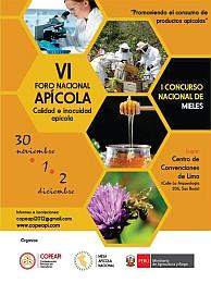 VI Foro Peruano de Apicultura