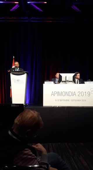 La REDLAC en Apimondia 2019