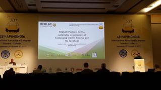 RedLAC en APIMONDIA 2017