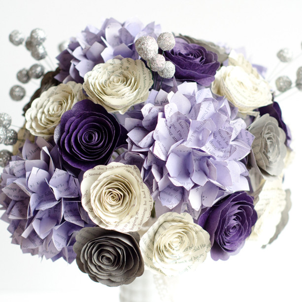 Hydrangea Wedding Collection