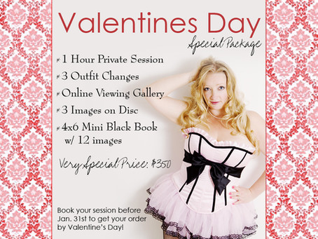 Valentines Day Special!