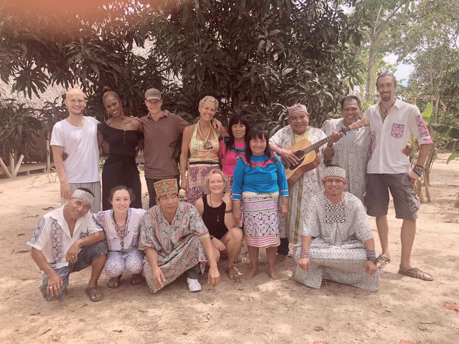 Love is Here: Peru x The Shipibo Tribe