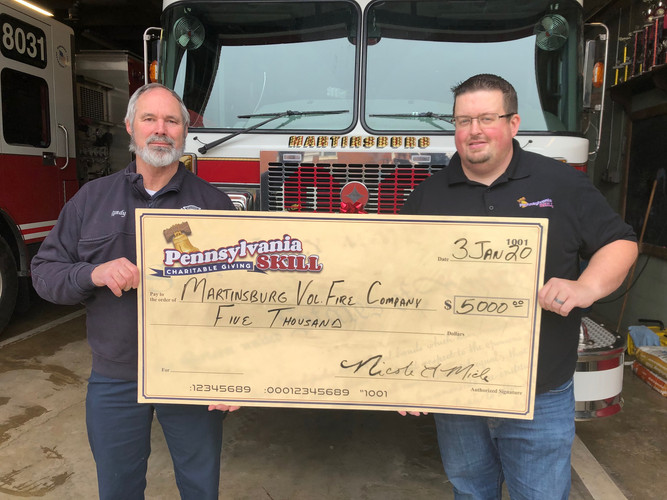 Martinsburg Volunteer Fire Company No. 1