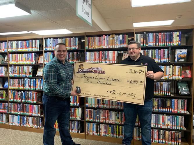 Juniata County Library