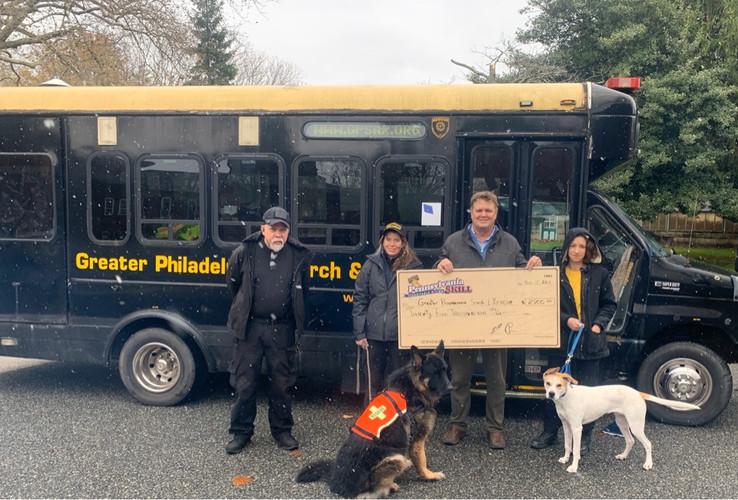 Greater Philadelphia Search & Rescue.