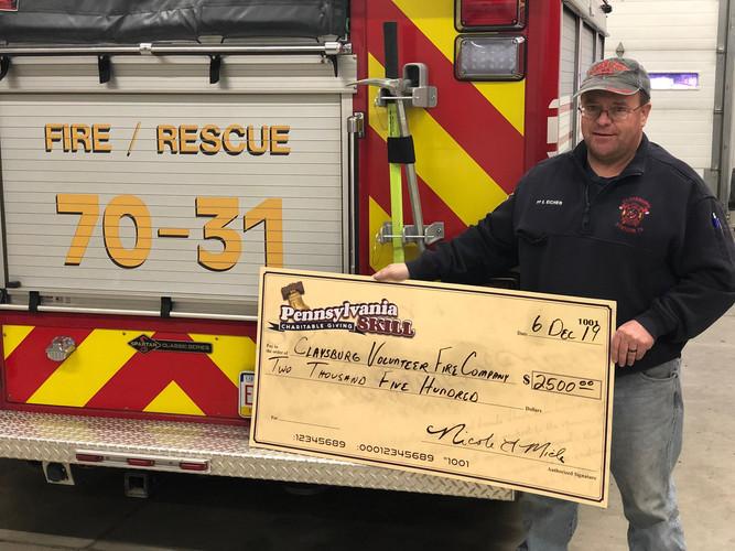 Claysburg Volunteer Fire Company