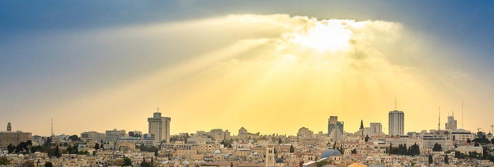 Jerusalém City Break - 4 Noites - com Refeições