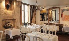 """em Paris - Restaurante """"Auberge Nicolas Flamel"""""""