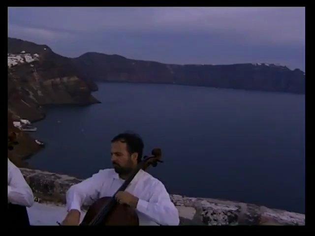 Santorini - O último pôr-do-sol do Milênio