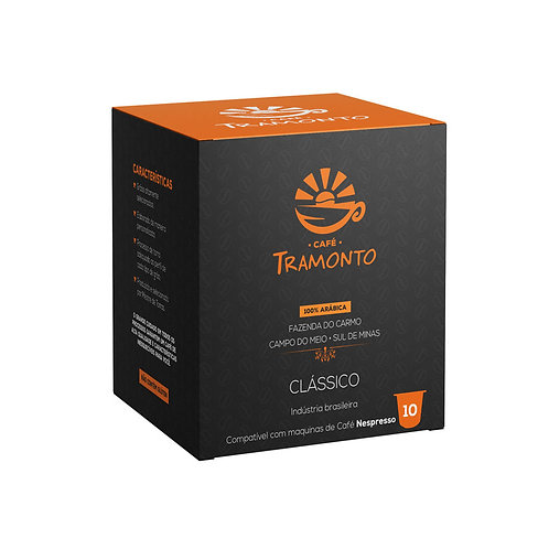 Café Tramonto em Cápsulas