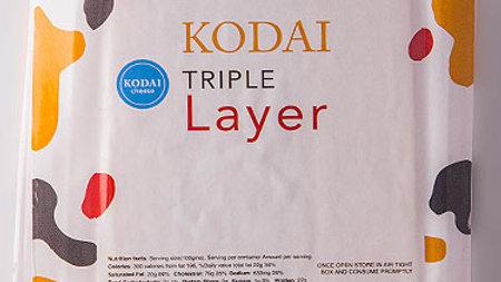 Triple Layer Cheddar