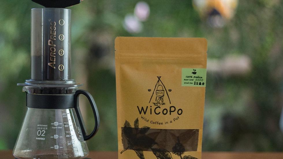 100% Pure Arabica Coffee